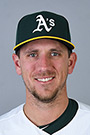 Portrait of Stephen Piscotty
