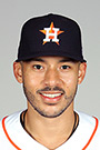 Portrait of Carlos Correa