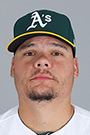 Portrait of Bruce Maxwell