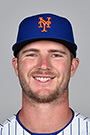 Portrait of Pete Alonso