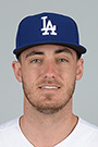 Portrait of Cody Bellinger