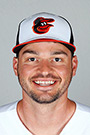 Portrait of Trey Mancini