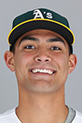 Portrait of Sean Manaea
