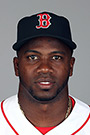 Portrait of Rusney Castillo