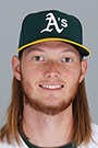 Portrait of A.J. Puk