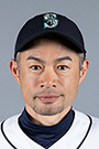 Portrait of Ichiro Suzuki