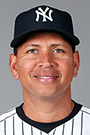 Portrait of Alex Rodriguez