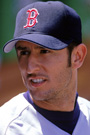Portrait of Nomar Garciaparra