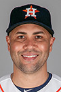 Portrait of Carlos Beltran