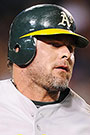 Portrait of Jason Giambi