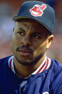 Portrait of Albert Belle