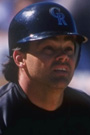 Portrait of Dante Bichette