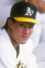 Portrait of Jose Canseco