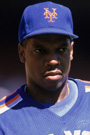 Portrait of Dwight Gooden