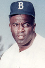 Portrait of Jackie Robinson
