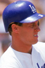 Portrait of Steve Sax