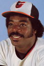 Portrait of Eddie Murray