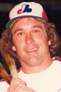 Portrait of Gary Carter