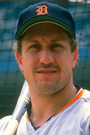 Portrait of Lance Parrish