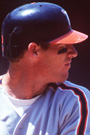 Portrait of Mickey Tettleton