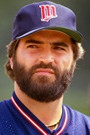 Portrait of Jeff Reardon