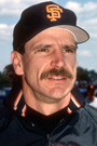 Portrait of Bob Brenly