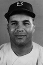 Portrait of Roy Campanella