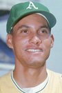 Portrait of Bert Campaneris