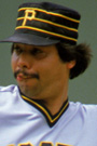 Portrait of John Candelaria