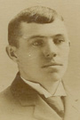 Portrait of Dad Clarke