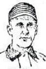 Portrait of Fritz Clausen