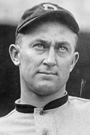 Portrait of Ty Cobb