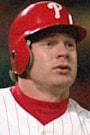 Portrait of Len Dykstra