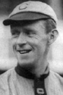 Portrait of Johnny Evers