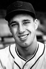 Portrait of Bob Feller