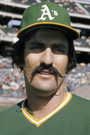 Portrait of Rollie Fingers