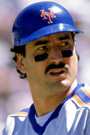 Portrait of Keith Hernandez