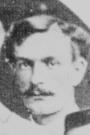 Portrait of George Heubel