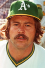 Portrait of Catfish Hunter