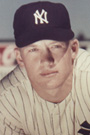 Portrait of Mickey Mantle