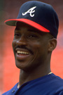 Portrait of Fred McGriff