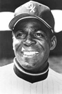 Portrait of Minnie Minoso