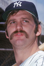 Portrait of Thurman Munson