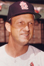 Portrait of Stan Musial