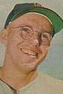 Portrait of Ernie Oravetz