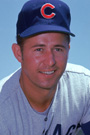 Portrait of Ron Santo