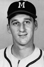 Portrait of Warren Spahn