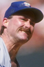 Portrait of Dave Stieb