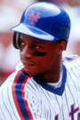 Portrait of Darryl Strawberry