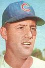 Portrait of Moe Thacker